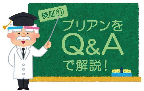 ブリアン歯磨き粉Q&A