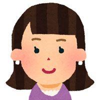 Aさんの顔イメージ