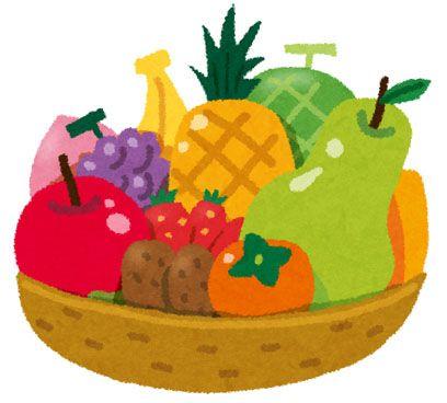 体に良い大自然の果物など